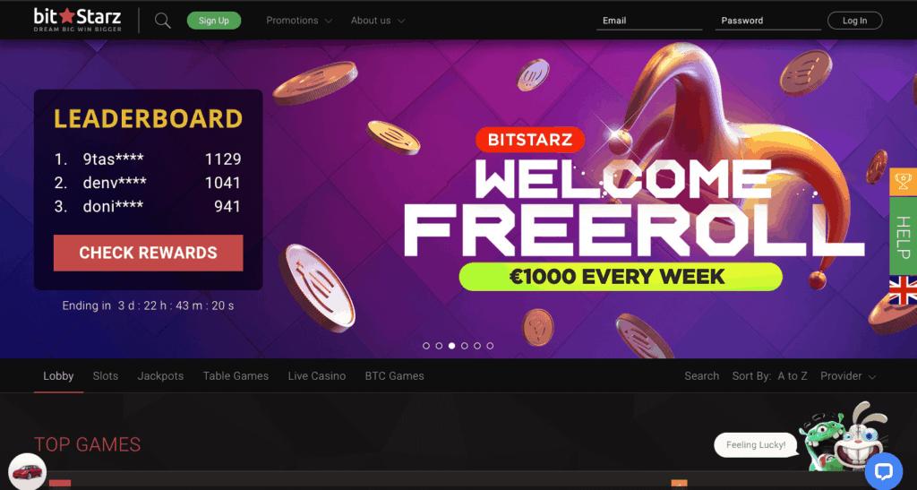 img -Bitstarz - Bitcoin Casino
